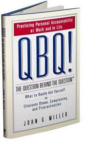 QBQ book cover