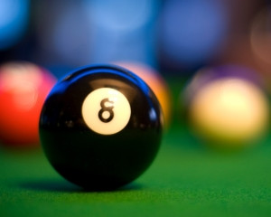 staying in front of the 8 ball lifestyle leadership